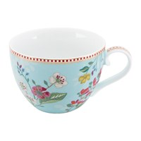 Pip Studio Hummingbird Cup Blue