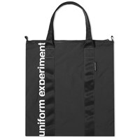 Uniform Experiment Packable Tote Black