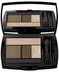 Lancome Lancome Color Design Eye Brightening All In One 5 Shadow And Liner Palette 311 Golden Sage