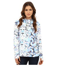 Burton Quartz Pullover Diamond Women's Sweatshirt White