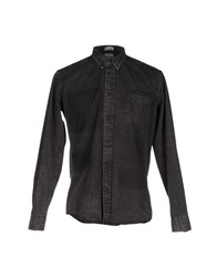 Roundel London Shirts Black