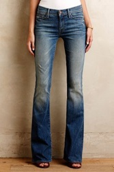 Anthropologie Mother Cruiser Flare Jeans Lost And Found 31 Pants