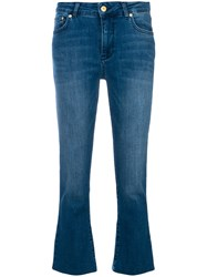 Department 5 Cropped Jeans Blue