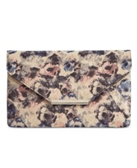 Styleandco. Style And Co. Lily Floral Clutch Only At Macy's Deep Floral