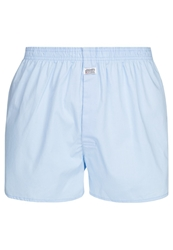 Jockey Boxer Shorts Shirting Blue Light Blue