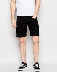Edwin Denim Shorts Ed 55 Relaxed Tapered Cs Ink Black Rinsed Rinsed Black