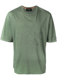 Mr And Mrs Italy Crew Neck T Shirt Green