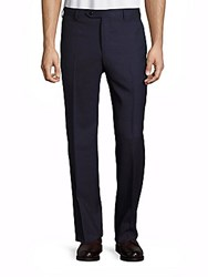 Zanella Devon Italian Fleece Pants Navy
