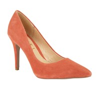 Ravel Hamden Stiletto Heeled Court Shoes Coral