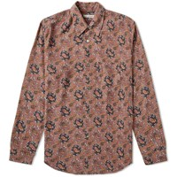 Our Legacy Initial Shirt Brown