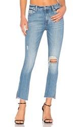 Lovers Friends Logan High Rise Tapered Jean Vernon