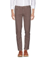 Altea Dal 1973 Casual Pants Dark Brown