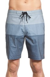 Men's Billabong 'Tribong Lo Tides' Colorblock Board Shorts Metal Grey
