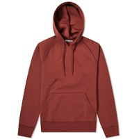 Our Legacy Single Hoody Red
