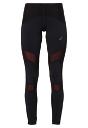 Asics Tights Performance Black Azalea