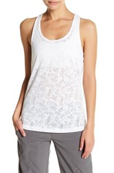 Colosseum Beachin' Tank White