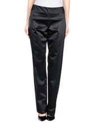 Caractere Casual Pants Black