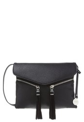 L.Credi Across Body Bag Schwarz Black