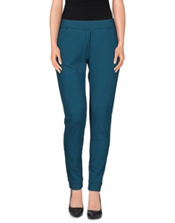 Douuod Casual Pants Deep Jade