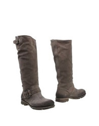 O.X.S. Boots Grey