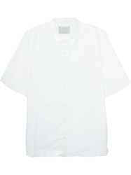 Kolor Short Sleeve Perforated Shirt White