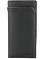 Cerruti 1881 Vertical Document Holder Black