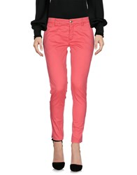 Department 5 Casual Pants Coral