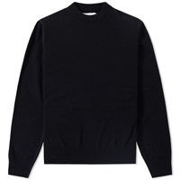 Our Legacy Base Round Neck Knit Black