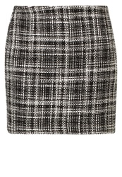 Opus Ravenna Mini Skirt Carbon Black