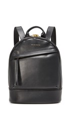 Want Les Essentiels Mini Piper Backpack Jet Black