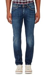 Michael Bastian Five Pocket Jeans Blue