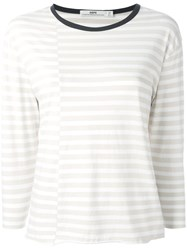 Hope 'Byronesse' Top White