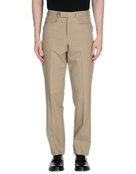 Reporter Casual Pants Camel