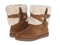 G By Guess Aziena Honey Glaze Light Honey Women's Pull On Boots Brown