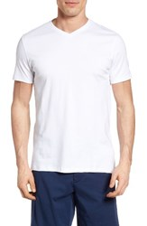 Robert Barakett Men's Georgia V Neck T Shirt