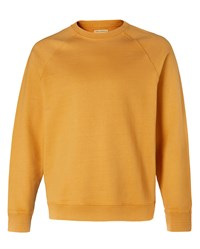 John Lewis And Co. Cotton Jersey Sweatshirt Gold