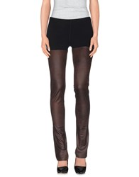 Marc Cain Trousers Leggings Women Black