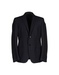 Manuel Ritz Suits And Jackets Blazers Men Steel Grey