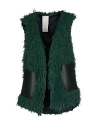 Luxury Fashion Coats And Jackets Faux Furs Women