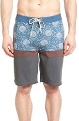 Rip Curl Men's Chibas Layday Board Shorts Blue