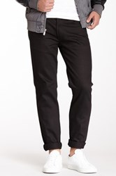 X Ray Slim Straight Jean Black