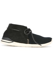 Visvim 'Huron' Sneakers Black