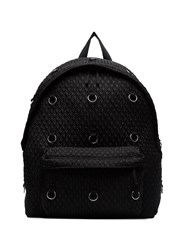 Raf Simons X Eastpak Loop Padded Backpack Black