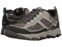Columbia Trans Alps Ii Outdry Stratus Dark Grey Women's Running Shoes Gray