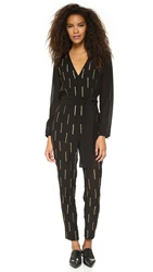 Sass And Bide Apollo's Reign Jumpsuit Black