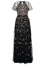 Needle And Thread Starburst Occasion Wear Black