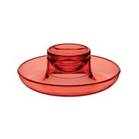 Guzzini Happy Hour Egg Cup Red