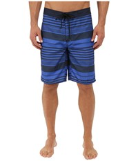 Tavik Estate Boardshorts Indigo Blue Men's Swimwear