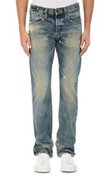 Prps Women's Distressed Jeans Navy