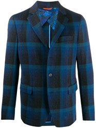 Missoni Checked Fitted Blazer 60